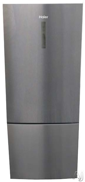 Haier HRB15N3BGS 15 cu. ft. Bottom Mount Refrigerator