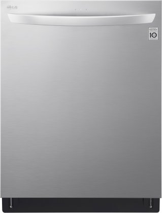 LG LDT5665ST Dishwasher with Top Control, Bar Handle, TurboMotion,  46dB