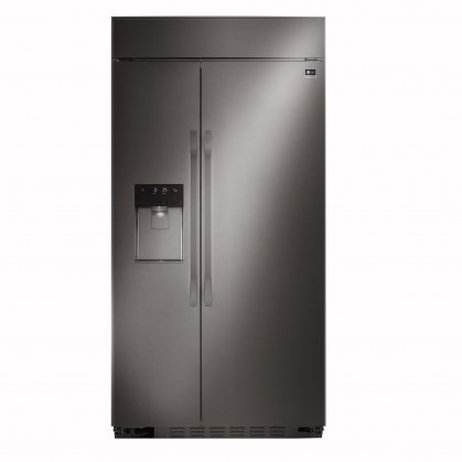 LG LSSB2696BD Studio 42 Built-In Side-by-Side Refrigerator with 25.6 cu. ft. Total Capacity