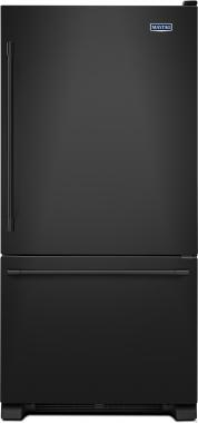 Maytag MBF2258FEB 33 Bottom Mount Freezer Refrigerator with 22.07 cu. ft. Total Capacity