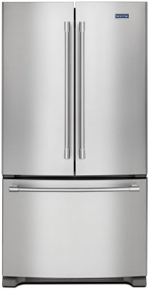 Maytag MFC2062FEZ 36 Counter Depth French Door 20 cu. ft. Refrigerator