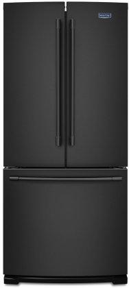 Maytag MFF2055FRB 30 French Door 19.68 cu. ft. Refrigerator