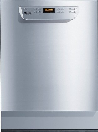 Miele PG 8061-208V 24 Professional Series Built-In Full Console Dishwasher with 40 Cycles per Day  3 Sanitization Programs  Automatic Closing Door  ComfortClose (PG8061208V)