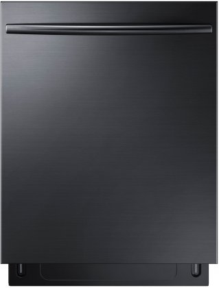 Samsung Appliance DW80K7050UG 24 Black Stainless Steel Series Built In Fully Integrated Dishwasher in Black Stainless Steel