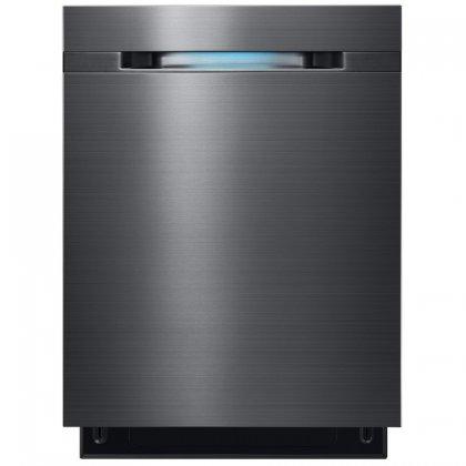 Samsung DW80J7550UG 24 Built-In Black Stainless Steel Dishwasher