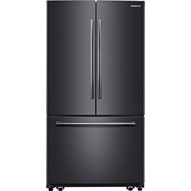 Samsung RF260BEAESG 36 French Door Refrigerator (Black Stainless Steel)