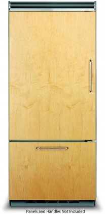 Viking FDBB5363EL 36 Professional 5 Series Bottom Freezer Refrigerator with 20.4 cu. ft. Capacity