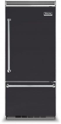 Viking VCBB5363ERGG 36 Professional 5 Series Bottom Freezer Refrigerator with 20.4 cu. ft. Capacity