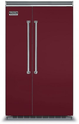 Viking VCSB5483BU 48 Professional 5 Series 29 cu. ft. Side-by-Side Refrigerator
