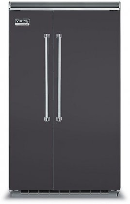 Viking VCSB5483GG 48 Professional 5 Series 29 cu. ft. Side-by-Side Refrigerator