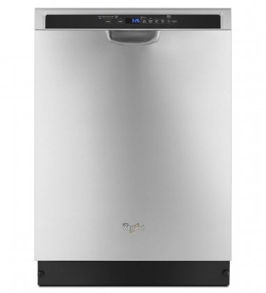 Whirlpool WDF560SAFM 24 Dishwasher With Adaptive Wash Technology (Stainless Steel)