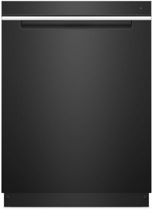 Whirlpool WDTA50SAHB 24 Energy Star Built-In Fully Integrated Dishwasher with 5 Cycles  6 Options  47 dBA Noise Level  and Stainless Steel Tub  in