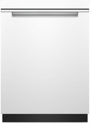 Whirlpool WDTA50SAHW 24 Energy Star Built-In Fully Integrated Dishwasher with 5 Cycles  6 Options  47 dBA Noise Level  and Stainless Steel Tub  in