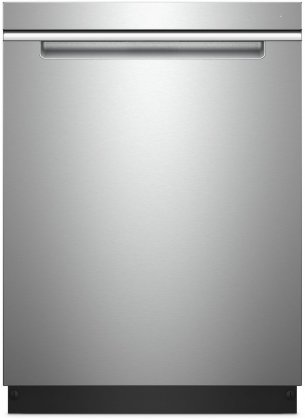 Whirlpool WDTA50SAHZ 24 Energy Star Built-In Fully Integrated Dishwasher with 5 Cycles  6 Options  47 dBA Noise Level  and Stainless Steel Tub  in Fingerprint Resistant