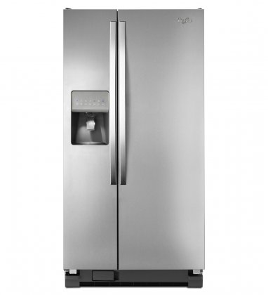 Whirlpool WRS322FDAM 33 Side by Side Refrigerator with 21 cu. ft. Capacity