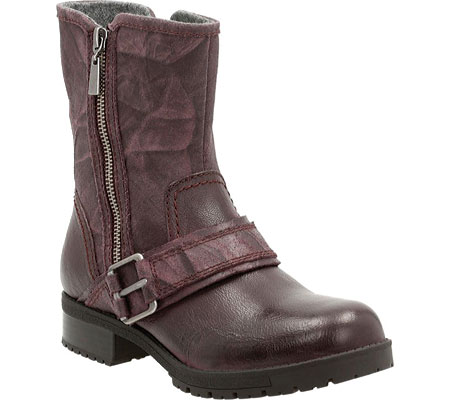 Clarks Faralyn Rise Motorcycle Boot (Women's)