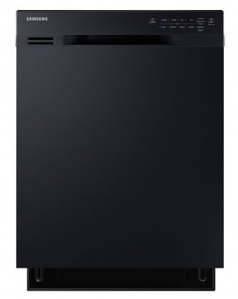 Samsung DW80J3020UB 24 Built-In Dishwasher (Black)