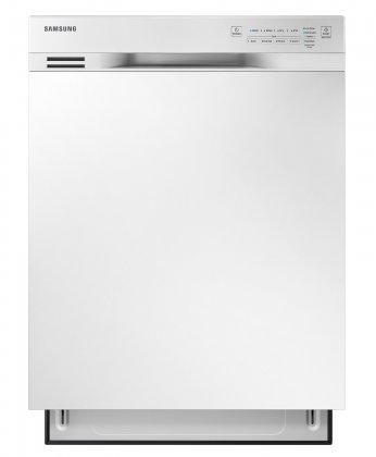 Samsung DW80J3020UW 24 Built-In Dishwasher (White)