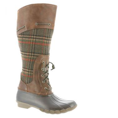 Sperry Top-Sider Saltwater Sela Wool Rain Boot