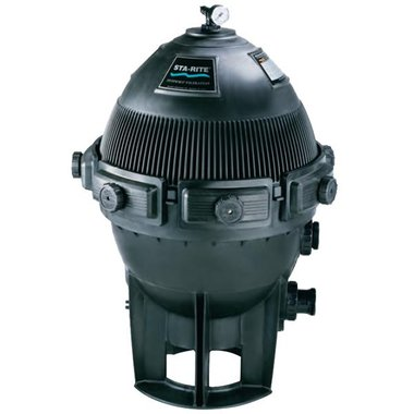 Sta-Rite S7D75 System:3 D.E. SD Series Pool Filter, 37 Square Feet, 37-74 GPM