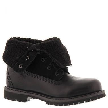 Timberland Teddy Fleece Fold Down Waterproof Women's Boot