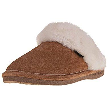 Old Friend Scuff Sheepskin Slippers (Women's, 8 Color Options)