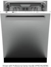 Bertazzoni DW24XV 24 Built In Dishwasher