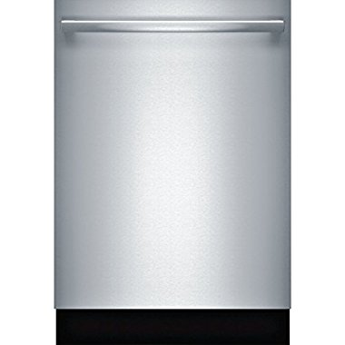 Bosch SHX65T55UC 500 24 Stainless Steel Fully Integrated Dishwasher Energy Star