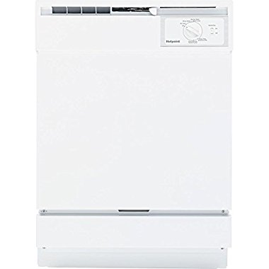 Hotpoint HDA2100HWW 24 Built In Dishwasher