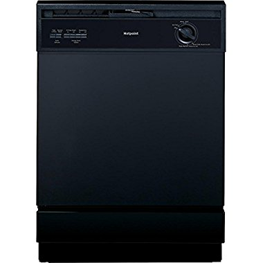 Hotpoint HDA3600HBB 24 Built In Dishwasher