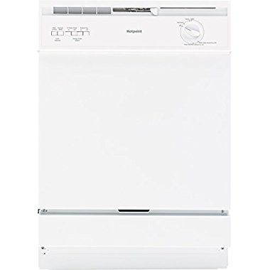 Hotpoint HDA3600HWW 24 Built In Dishwasher