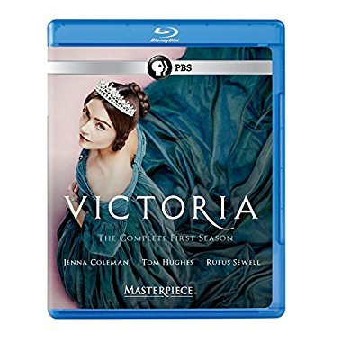 Masterpiece: Victoria Blu-ray