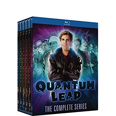 Quantum Leap: Complete Series Blu-ray