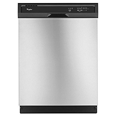 Whirlpool WDF320PADD 24 Built In Dishwasher
