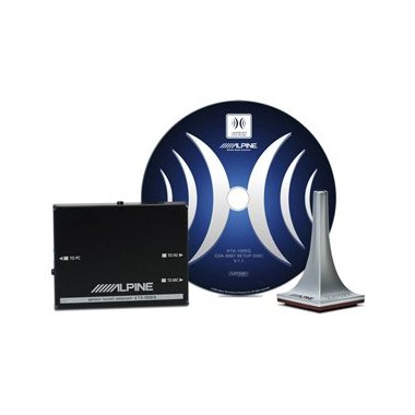 Alpine KTX-100EQ IMPRINT Sound Tuning Kit for CDA-9887 CD receiver