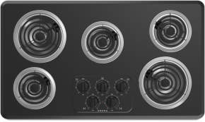 Amana ACC6356KFB 36 Electric Cooktop