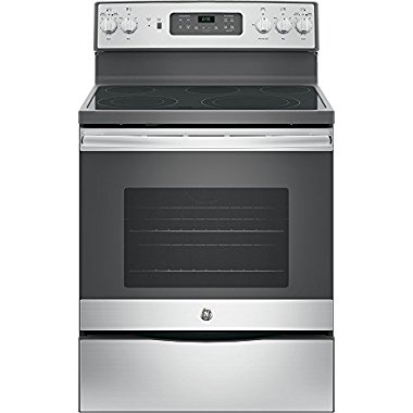 GE JB655SKSS 30 Electric Freestanding Range