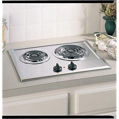 GE JP201CBSS Electric Cooktop