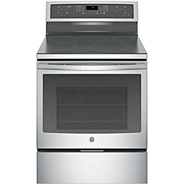 GE PHB920SJSS Stainless Steel Electric Induction Range