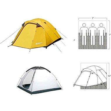 Gigatent Mount Washington 7-Person Tent