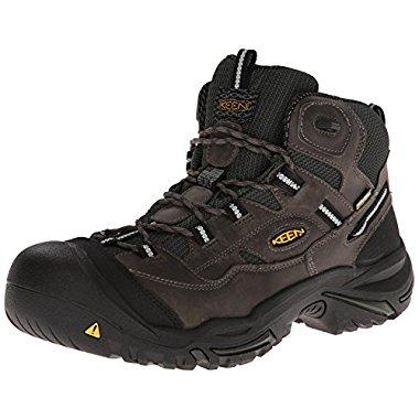Keen Utility Braddock Mid Steel Toe Men's Boot