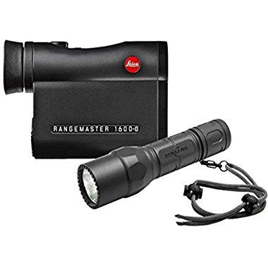 Leica Rangemaster CRF 1600-B Rangefinder (40534)
