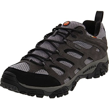 Merrell Men's Moab Waterproof Hiking Shoe (2 Color Options)