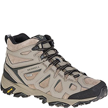 Merrell Moab FST Leather Mid Waterproof Men's Boot (3 Color Options)