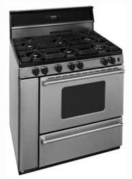 Premier P36S3482PS 36 Gas Freestanding Range