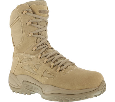 Reebok Work Rapid Response RB RB8895 Stealth 8 Tactical Boot (Men's)