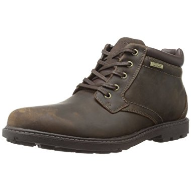 Rockport Men's Rugged Bucks Waterproof Boot (2 Color Options)