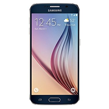 Samsung Galaxy S6 Factory Unlocked 32GB Smartphone (U.S. Warranty Version)