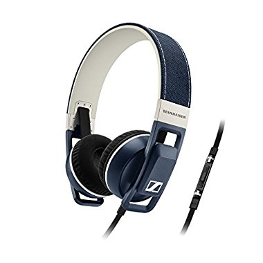 Sennheiser Urbanite On-Ear Headphones Denim