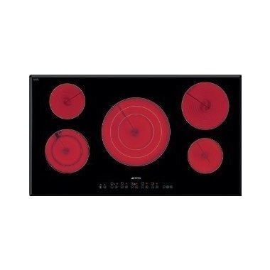 Smeg S2951TCU Electric Cooktop